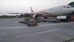 Samolot Chiny