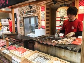 visiter-osaka-marché
