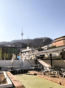 Où dormir à Séoul? Au Cube Hotel