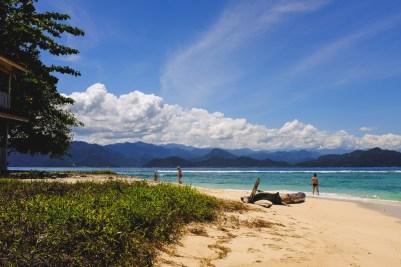 Itinéraire de 3 semaines à Sumatra : Étape 1 Padang