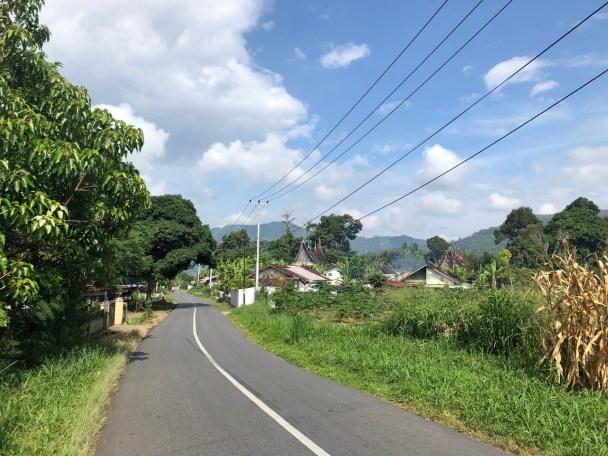 Journée en scooter à Sumatra Ouest