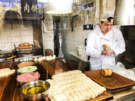 Que faire à Pékin: Food Tour matinal