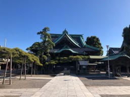 Shibamata : temple et jardin japonais sans touristes