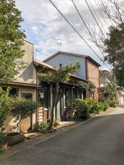 Village d'Ito sur la Péninsule d'Izu au Japon