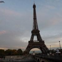 La Tour Eiffel - symbole de Paris et, de la France