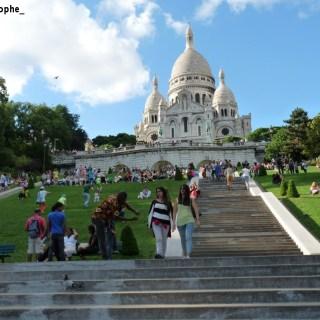 Sacré Cœur de Montmartre - Paris