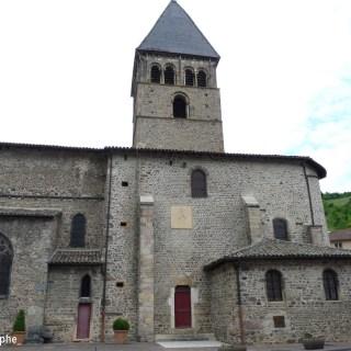 Église Saint-Nicolas de Beaujeu