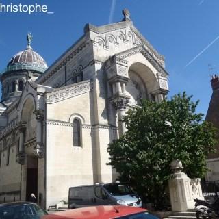 Tours, la basilique Saint Martin