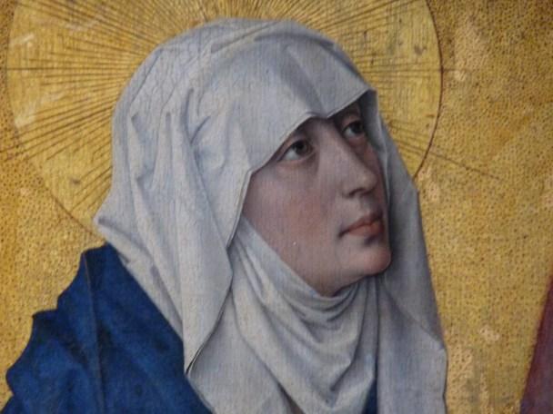 Hôtel Dieu à Beaune - Le Jugement dernier (Rogier van der Weyden)