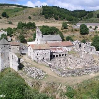 Abbaye de Mazan en Ardèche