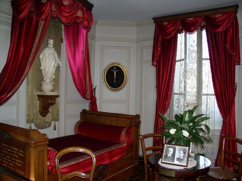 Alençon - maison natale de Sainte Thérèse