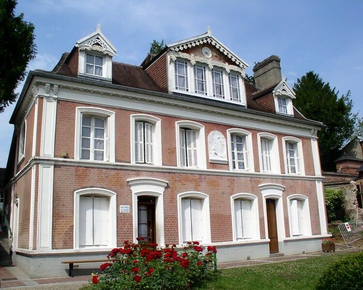 Les Buissonets - maison de Sainte Thérèse à Lisieux