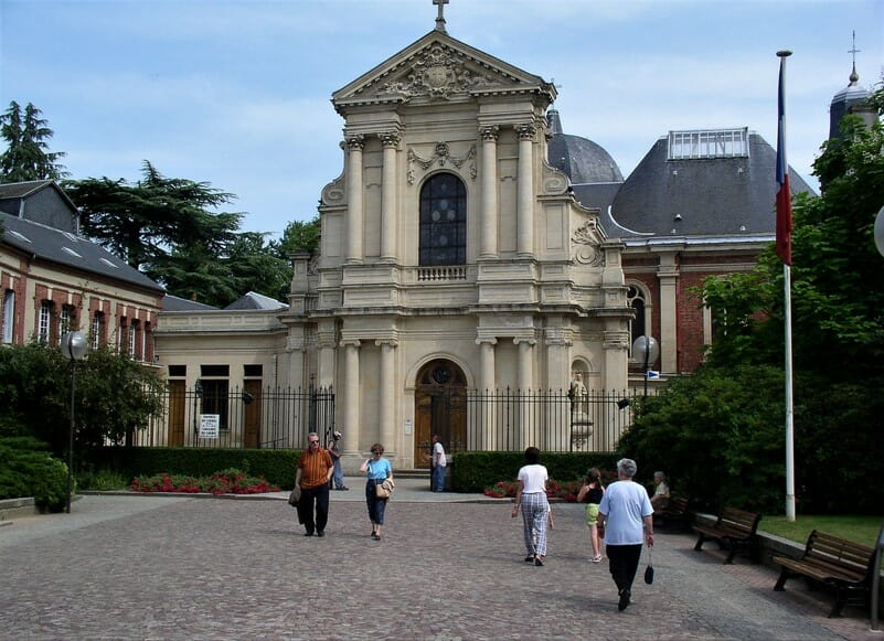Carmel de Sainte Thérèse à Lisieux