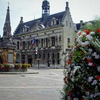 L'Hôtel de ville de Noyon