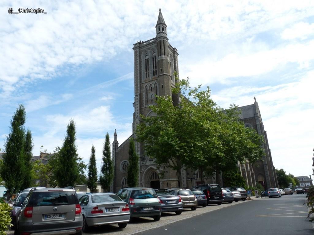 Église St Méen de Cancale