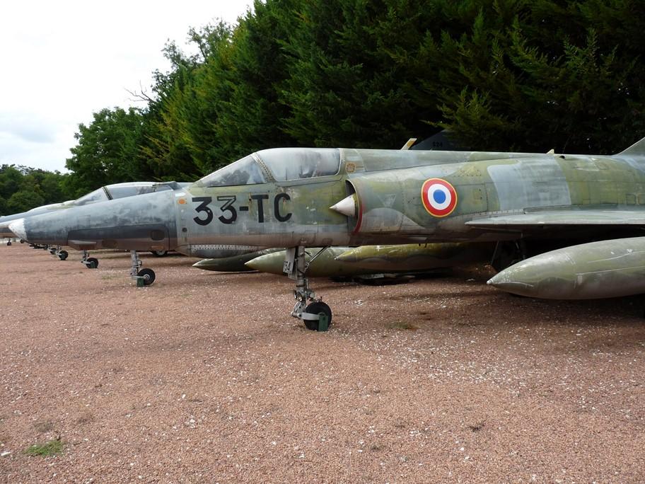 Château de Savigny-lès-Beaune - Mirage IIIR