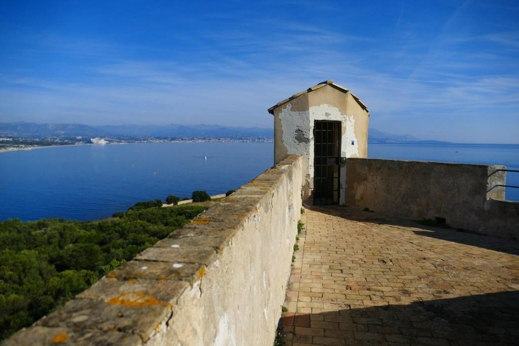 """Bastion """"Nice"""" du Fort Carré"""