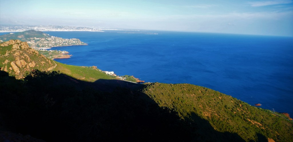 Le Pic du Cap Roux - Estérel - Côte d'Azur