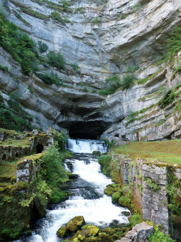 Source de La Loue (Doubs)