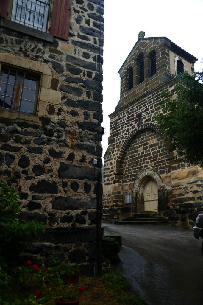 Eglise Saint Vital à Saint-Vidal