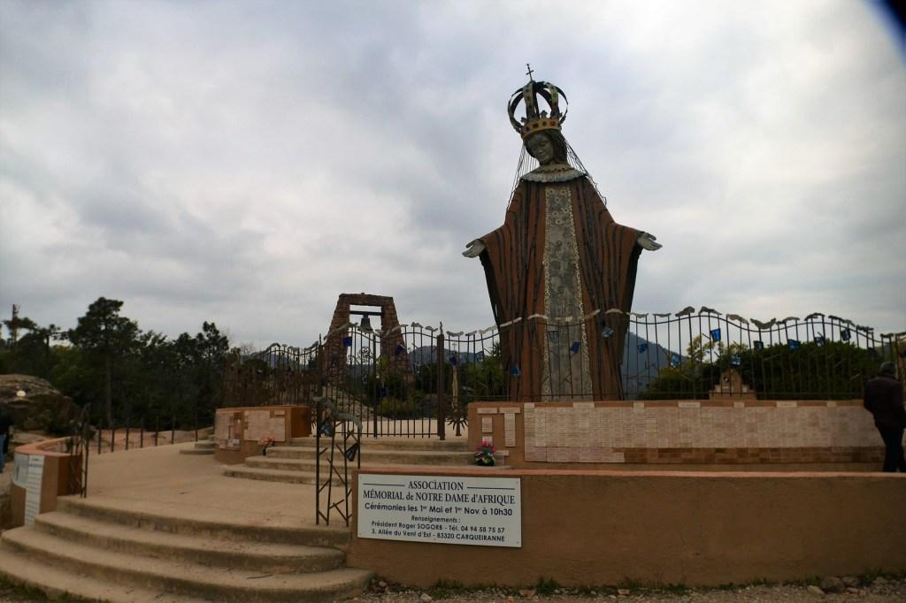 Théoule-sur-Mer - Notre Dame d'Afrique