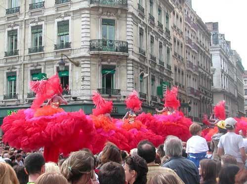 Biennale de la Danse à Lyon en 2008