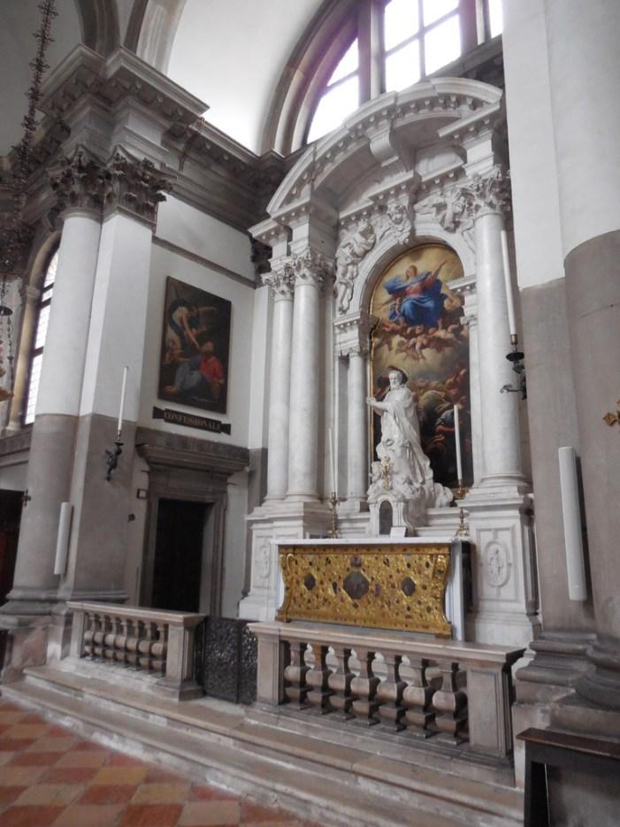 Une des 6 chapelles...