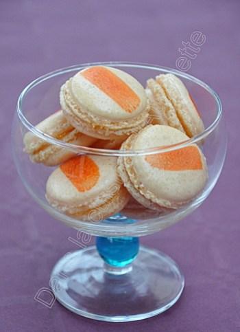 macaron clementine corse