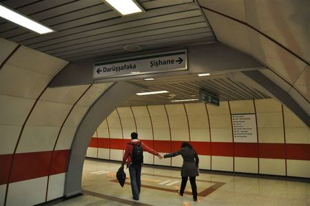 istanbul metro osmanbey