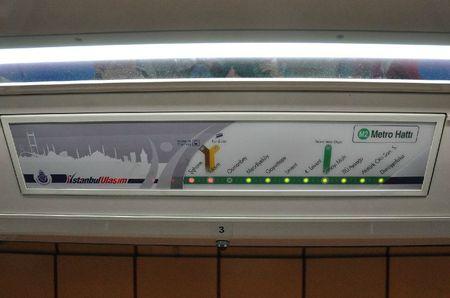 metro istanbul sishane