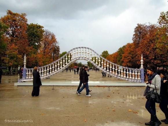 De l'art contemporain dans les jardins de Paris 6