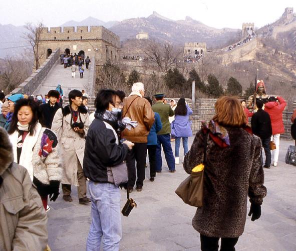 grande muraille Badaling
