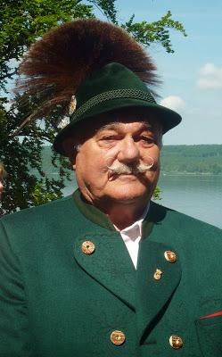 Hommage à Ludwig II, Louis 2 de Bavière, au lac Starnberg en Haute Bavière 6
