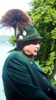 Hommage à Ludwig II, Louis 2 de Bavière, au lac Starnberg en Haute Bavière 7