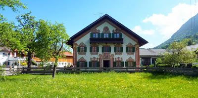 De Eschenlohe à l'Osterfeuerspitze ; balade bucolique en Bavière (Randonnée Allemagne) 5