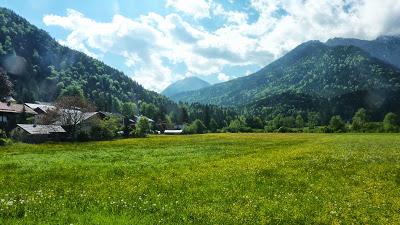 De Eschenlohe à l'Osterfeuerspitze ; balade bucolique en Bavière (Randonnée Allemagne) 6