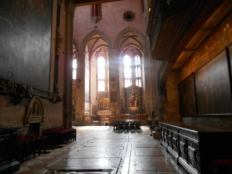 Chapelle latérale.