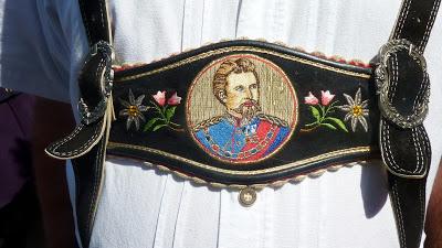 Hommage à Ludwig II, Louis 2 de Bavière, au lac Starnberg en Haute Bavière 13