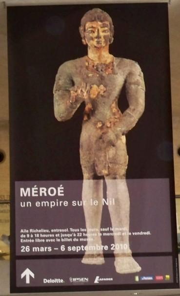 Affiche Méroé