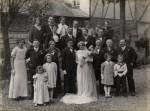 mariage vieilles photos famille