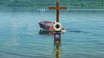 Hommage à Ludwig II, Louis 2 de Bavière, au lac Starnberg en Haute Bavière 40
