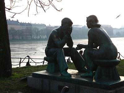 Marie Hélène, française expatriée à Copenhague: Entretien 17