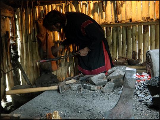 forge viking Lofoten