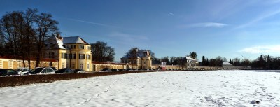 Chateau Nymphenburg, la résidence d'été des rois de Bavière à Munich 1