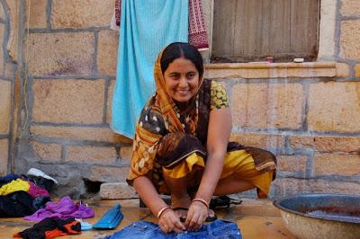 Jaisalmer, la dorée : les temples Jains et le Thar Heritage Museum 20