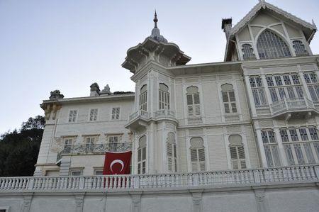 Sahil Yolu bosphore Istanbul