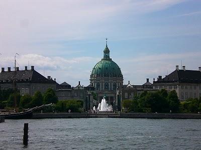 Marie Hélène, française expatriée à Copenhague: Entretien 26