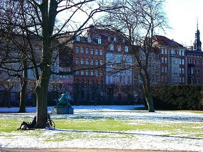 Marie Hélène, française expatriée à Copenhague: Entretien 27