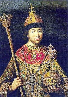 romanov michel 1er tsar de russie