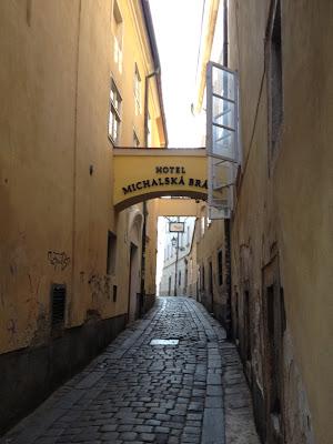 Escapade à Bratislava ; découvertes culinaires au programme! 11